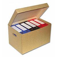 """Архивный короб OfficeSpace """"Делопроизводство"""", 480x325x295 мм, микрогофрокартон"""