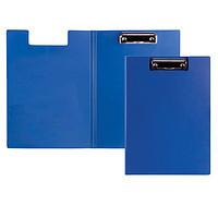 Папка-планшет с крышкой KUVERT А4, синяя