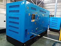 Бесшумная дизель-генераторная установка  50кВА, фото 1