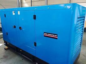 Тихий открытый тип дизельных генераторов