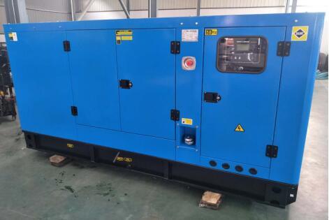 Тихий дизельный генератор типа 30KVA