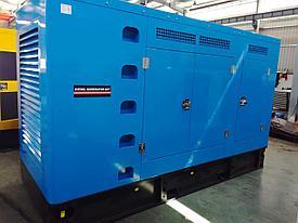 Высококачественный Weichai Ricardo Silent типа 50KVA Generator