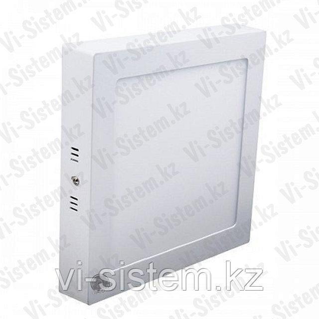 Спот светодиодный квадратный 6W