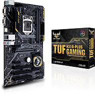 Сист. плата Asus TUF H310-PLUS GAMING, H310
