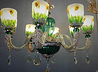 Люстра с тюльпанами, фото 1