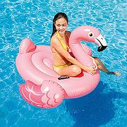 """Надувной плотик для плавания """"Розовый фламинго"""", Intex 57558"""