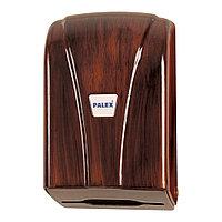 Диспенсер для листовой туалетной бумаги Z уклад (под дерево), фото 1