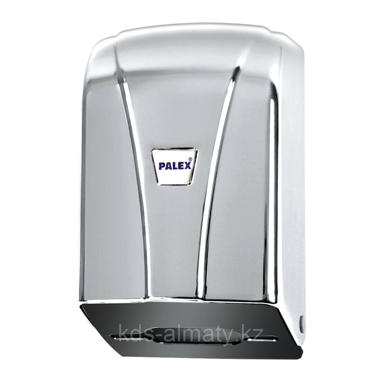 Диспенсер для листовой туалетной бумаги Z уклад (хром)