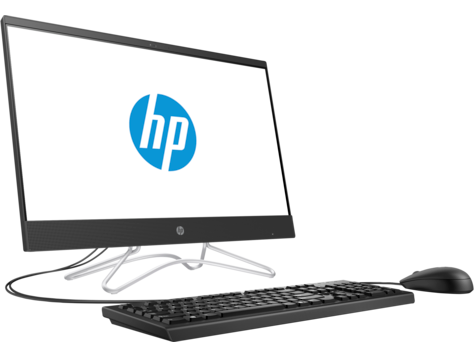 HP 3VA41EA 200 G3 AiO NT (Белый)  i5-8250U / 4GB / 1TB HDD / DOS / DVD-WR / 1yw / USB Keyboard / USB Mouse / R