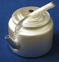 Чайник походный алюминиевый 4 литра
