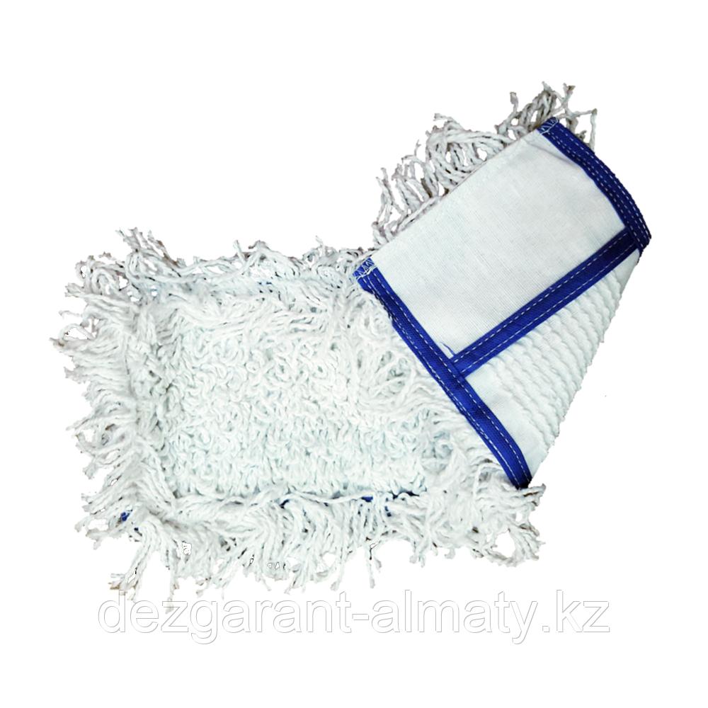 Моп для влажной уборки х/б плоский тафтинг (карман) 40 см