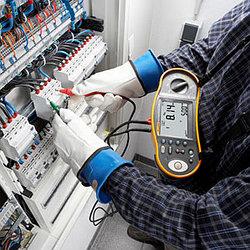 Техническое обслуживание систем электроснабжения