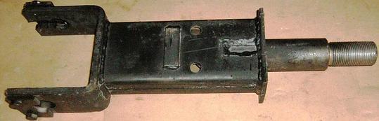 Стойка батареи внутренняя (БДТ-7) прямая БДЮ 03.010А, фото 2