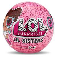 L.O.L. Жемчужный лол куклы сестрички
