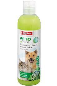 ШаVeto Pure Shampoo 250 мл – Шампунь натуральный от блох д/собак  и кошек