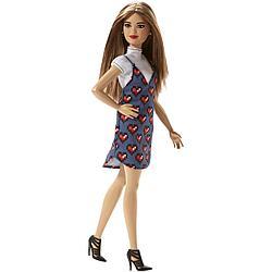 """Barbie """"Игра с модой"""" Кукла Барби Блондинка в сараване #81 (Миниатюрная)"""