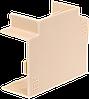 Т-образный угол КМТ 16х16 сосна