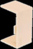 Соединитель на стык КМС 40х25 сосна, фото 1