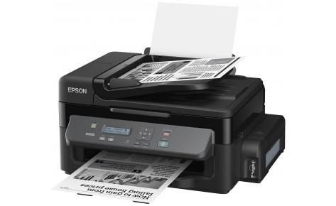 Epson M200 фабрика печати