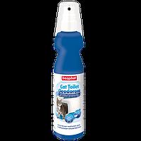Дезодорант для кошачьих туалетов.Cat Toilet Deodorant/150мл