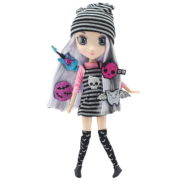 Shibajuku Girls HUN6620 Кукла Йоко 33 см