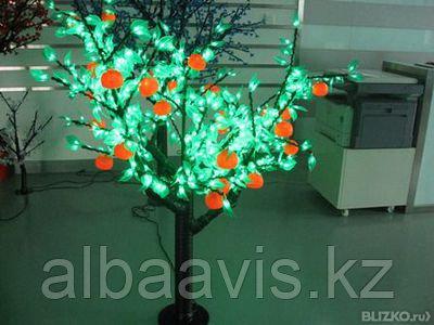 """Cветодиодное дерево """" Персик """" """"Яблоко"""""""