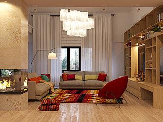 Дизайн дома, коттеджа, особняка