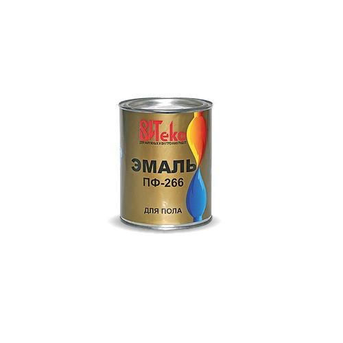 Эмаль ПФ-266   0,8 кг  желто-кор, красно-кор, зол-кор