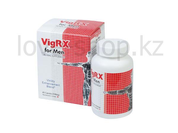 VigRX в банке - Препарат для увеличения и продления (60 капсул )