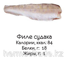 Филе судака (мелкий)