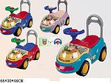 Машинка - каталка   Мишка, фото 4