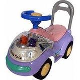 Машинка - каталка   Мишка, фото 6