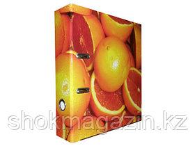 """Папка-регистратор """"Апельсин"""" А4, 80мм"""