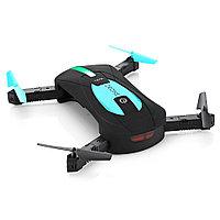 Складной квадрокоптер-дрон POCKET DRONE JY018, фото 1