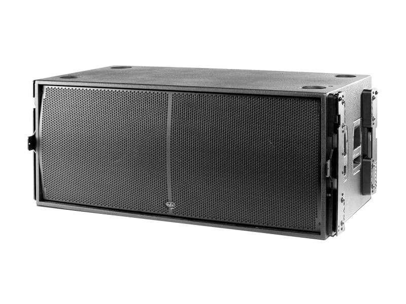 Линейный массив DAS AUDIO LX-218CRA