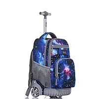 """Школьный рюкзак на колесах Tilami """"Cosmos""""( Космос)"""