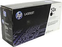 Картридж HP Q7553X для P2015,M2727 оригинал