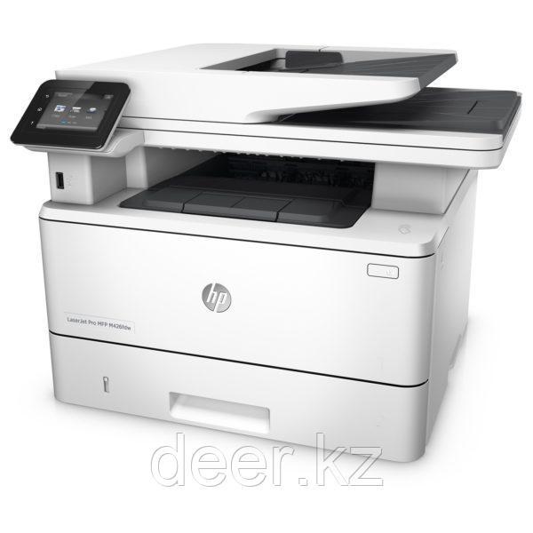 МФУ HP Color LaserJet Pro M477fdw CF379A, USB 2.0, RJ-11, RJ-45