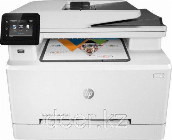МФУ HP LaserJet Pro M281fdw T6B82A, 802.11 b/g/n, USB