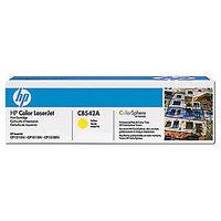 Картридж HP CB542A Yellow для CP1215,CP1515,CM1312 оригинал