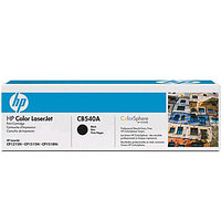 Картридж HP CB540A  Black для CP1215,CP1515,CM1312 оригинал