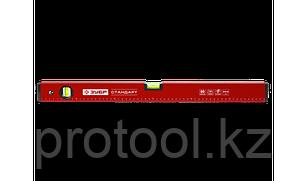 """Уровень ЗУБР """"СТАНДАРТ"""" коробчатый, 2 противоударные ампулы, 150см, фото 2"""