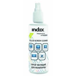 Спрей чистящий для мониторов INDEX 125мл