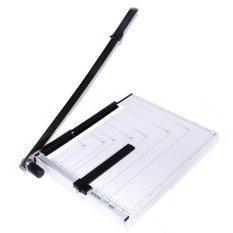 Резак для бумаг Deli, А3 формат, 460x380 мм, сабельный