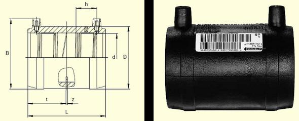 Муфта MB d110