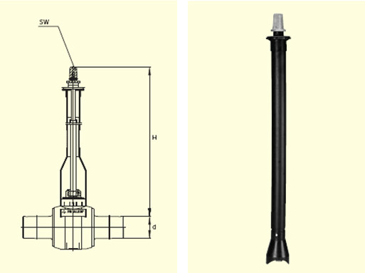 Электросварные фитигни BS d63-225/0,6-1,0