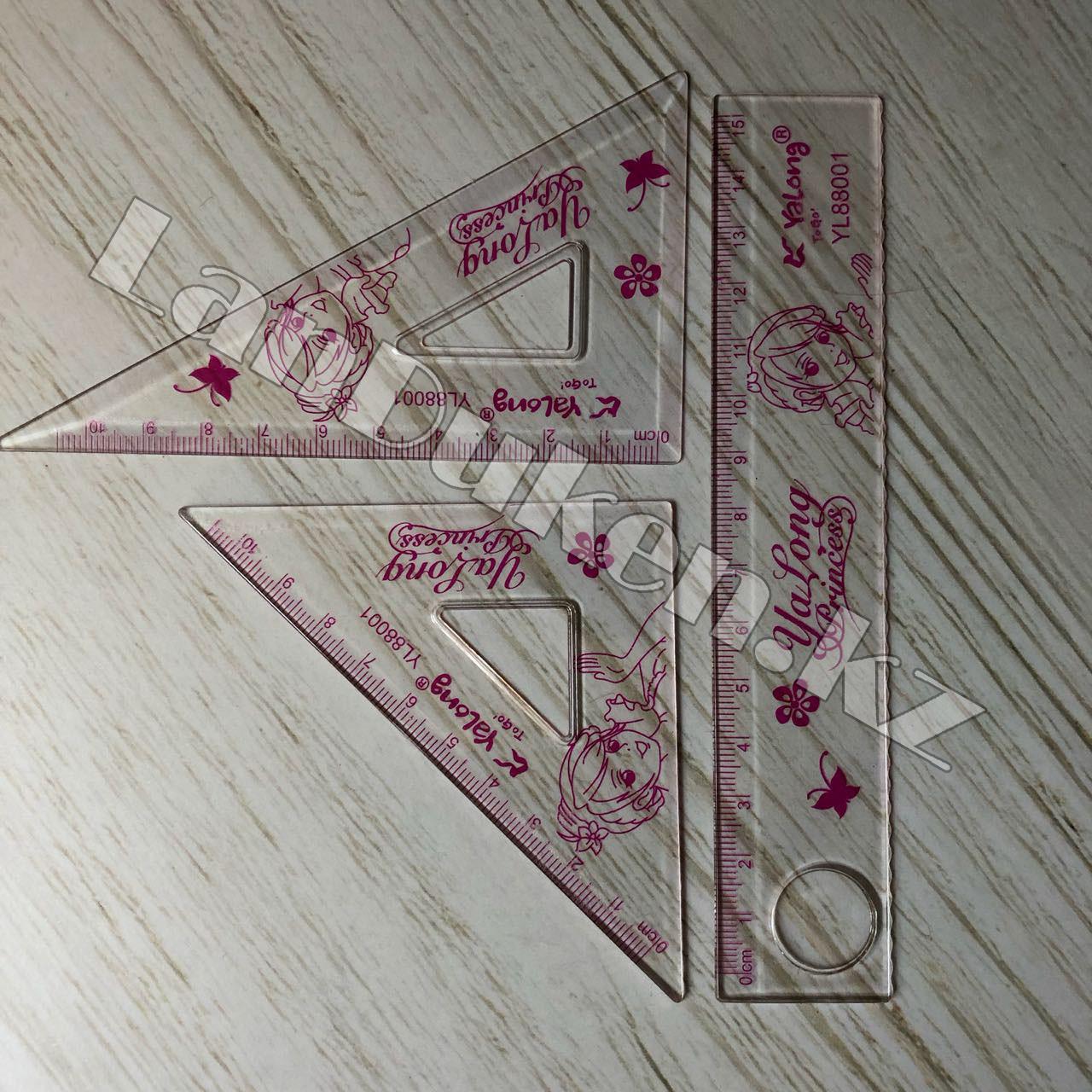 Школьный пенал книжка с наполнением 32 предмета Барби (полный комплект) - фото 7