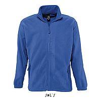 Флисовая Кофта Sols North XL ,синяя