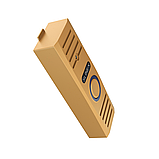 Блок вызова домофон ML-15HR (медь), фото 2