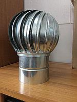 Турбодефлектор активный ТД-250 из оцинкованной стали